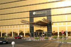 Ramada Plaza Building Picture